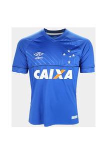 Camisa Umbro Cruzeiro I 2018/2019 Torcedor