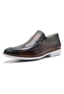Sapato Socialsandro Moscoloni Marion Marrom Escuro