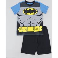 b2bcf6183 Pijama Para Menino Algodao infantil