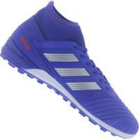 6d9d1699c92a9 Centauro. Chuteira Society Adidas Predator 19.3 Tf - Adulto ...