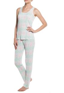 Pijama Tout Au Féminin Nadador Estampado