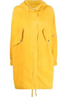 Ymc Casaco Oversized - Amarelo