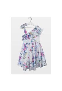Vestido Laureh Botanic Azul