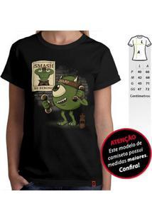 Camiseta Be Strong Wazowski