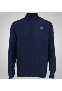 Jaqueta Adidas Response Wind - Masculina - Azul Escuro