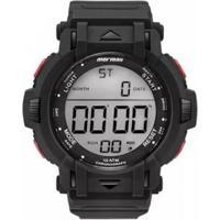 c16d7f0bff434 Netshoes. Relógio Mormaii Digital Mom08111B8A - Unissex