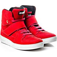 154a99bac1ad3 Netshoes. Tênis Sneaker Rock Fit Couro - Feminino