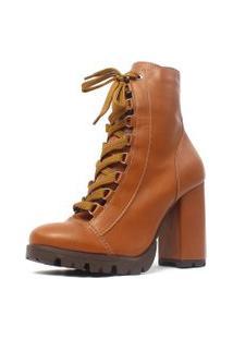 Bota Damannu Shoes Rocky Marrom