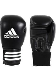 9b479741e Luva De Boxe Couro Adidas Performer Preto