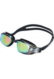 Óculos De Natação Mormaii Thunder - Adulto - Preto