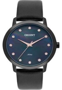 d07953c6c05 Relógio Feminino Orient Analógico Fpsc0003 P1Px - Unissex-Preto