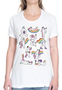Frondosa - Camiseta Basicona Unissex