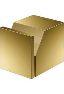 Cabide Para Banheiro Mínima Ouro Polido - 00960643 - Docol - Docol