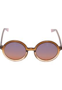 Óculos Feminino Gigi Sun - Marrom