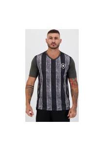 Camisa Botafogo Parrot Chumbo