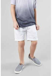 Bermuda Infantil Pigmento Reserva Mini Masculina - Masculino