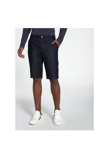 Bermuda Docthos Jeans Bolso-Faca Amaciada Middle Bermuda Docthos Jeans Bolso-Faca Amaciada Middle 163 Jeans Claro 40