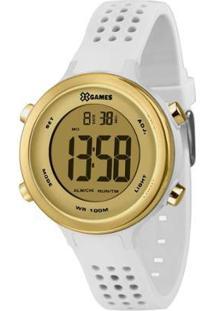 Relógio Xgames Xstyle Digital Xfppd064Cxbx Feminino - Feminino-Branco
