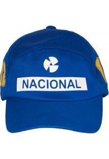 ccd74c47378a6 Boné Fórmula Retrô Banco Nacional - Unissex