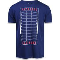fbeadcb04 Netshoes. Camiseta New England Patriots Nfl New Era Masculina - Masculino