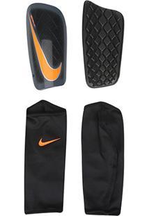 Caneleira Futebol Nike Mercurial Lite - Unissex