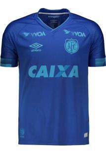Camisa Umbro Avaí Oficial Iii 2017/18