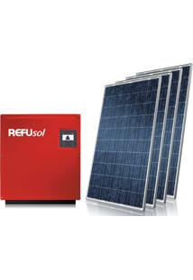 Gerador De Energia Solar Sem Estrutura Centrium Energy Gef-20800Rs0S 20,8 Kwp Trifasico 380V Painel 325W String Box