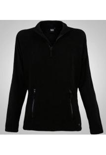 f239604f2 Blusa De Frio Fleece Nord Outdoor Basic - Feminina - Preto