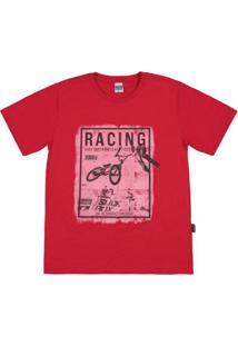 ae2b3bae46 Camiseta Infantil Pulla Bulla Meia Malha Masculino - Masculino