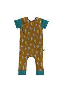 Pijama Longo Comfy Raio