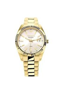 Relógio Technos Feminino Dourado Analógico 2115Ktrtdy4K
