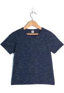 Camiseta Infantil Rovitex Menino Marinho - 4