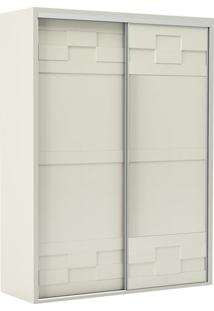 Guarda Roupa Tw301 2 Portas Off White