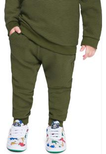 Calça Jogger Verde