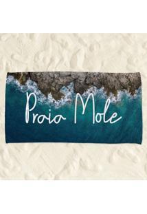Toalha De Praia Mole Pump Up