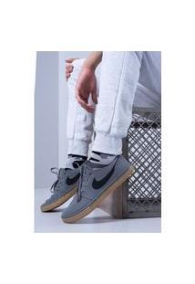 Tênis Nike Sb Portmore Ii Solar Cinza Masculino