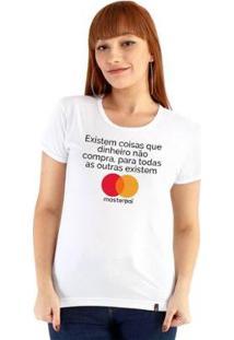 Baby Look Ouroboros Master Pai Feminino - Feminino-Branco