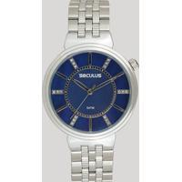 421fcd8db39 Relógio Analógico Fashion Seculus feminino