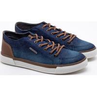 4d08a3b99 Lojas Paqueta. Sapatênis West Coast Malibu Jeans Azul 40
