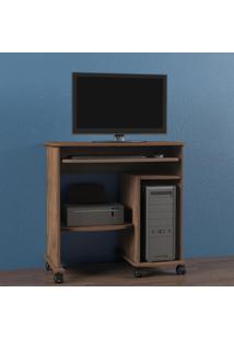 Mesa Para Computador C211 Nn Nobre Fosco - Dalla Costa