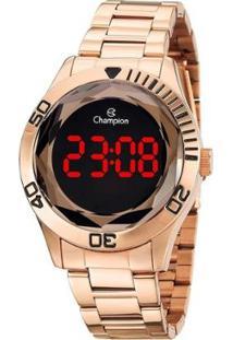 Relógio Champion Digital Ch48073Z - Unissex-Rosa