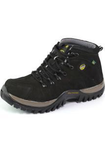 Bota Tchwm Shoes Adventure Preto