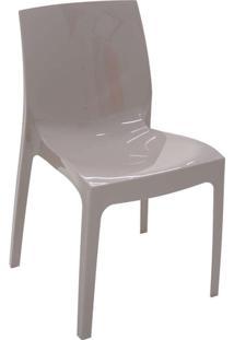 Cadeira Cadeira Mobly Alice Cinza 1 Cadeira