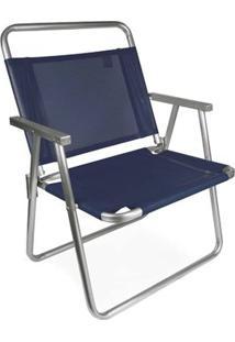 Cadeira Oversize Alumínio - Unissex