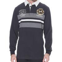 b967c19435 Kanui. Blusa Kevingston Montreal Rugby Cinza ...