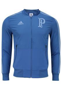 Jaqueta De Viagem Do Palmeiras 2018 Adidas - Masculina - Azul 5ea2d43c2b66e