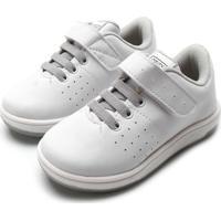 96d2ce0e9e Tênis Para Meninos Branco Klin infantil
