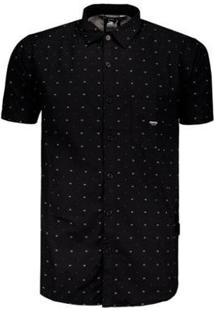 Camisa Starter Geométrica Masculina - Masculino