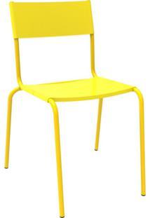 Cadeira Tutti Amarela