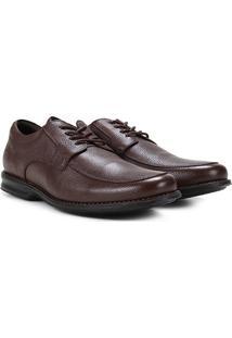 Sapato Social Samello Liso Masculino - Masculino